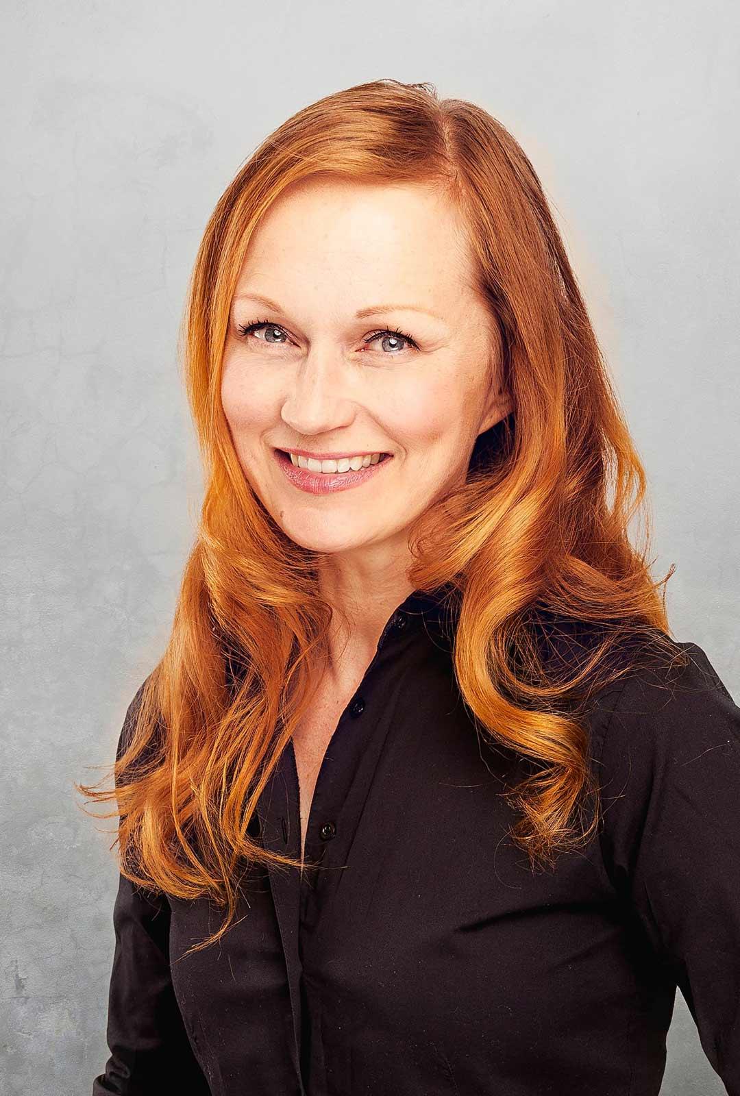 Tanssija-näyttelijä Helena Rängman on käynyt kerran lavatansseissa.
