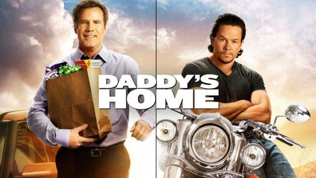 Will Ferrellja Mark Wahlberg elokuvassaDaddys Home.