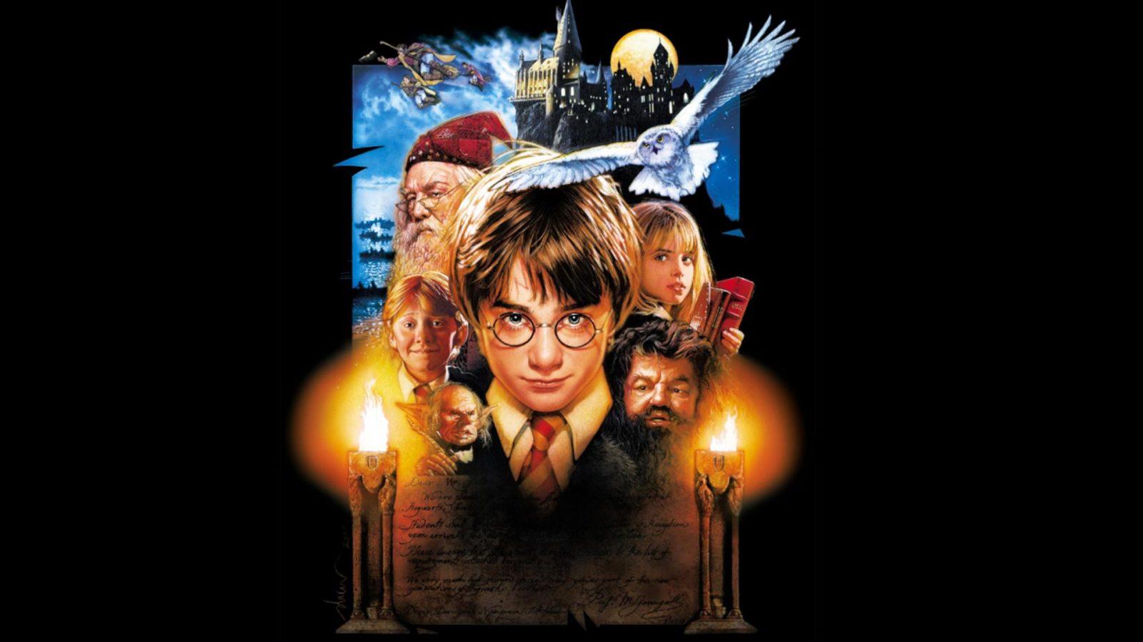 Harry Potter Viisasten Kivi Elokuva
