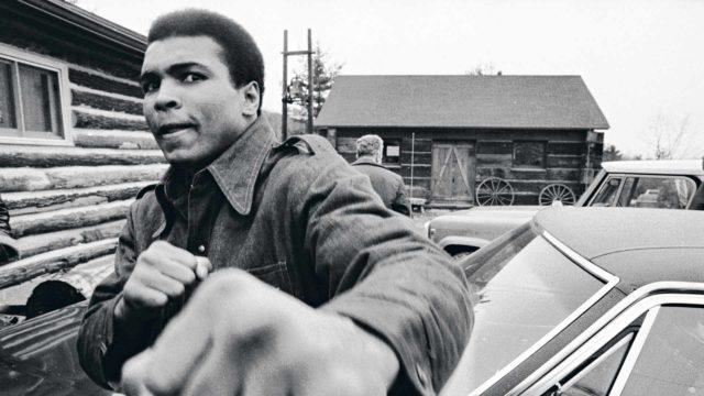 Muhammad Ali (1942–2016) dokumenttielokuvassa I Am Ali.