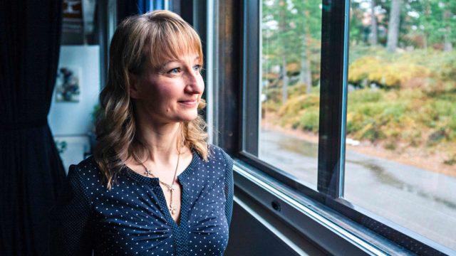 Tanja Poutiainen-Rinne.