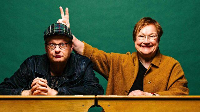 Iiro Rantalan ja Tarja Halosen keskustelusarjan Tunne ja järki lähtökohtana on kysymys, voiko tästä musiikista tykätä?