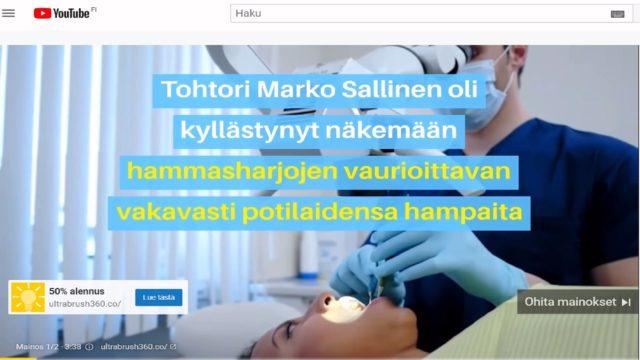 Suomalaisille mainostetaan tuotteita harhaanjohtavalla kampanjalla.