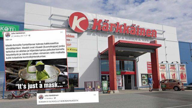 Ylivieskalaisen tavarataloyhtiö Kärkkäisen kymmenvuotinen velkasaneeraus päättyy elokuussa. Yhtiö tekee hyvää tulosta etenkin verkkokaupassa.