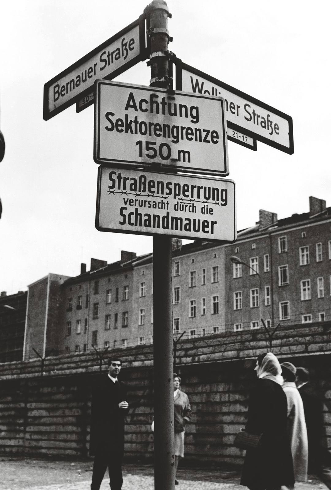 Monella interreil-matkailijalla lienee muistoja jaetusta Euroopasta tai Berliinin muurista.