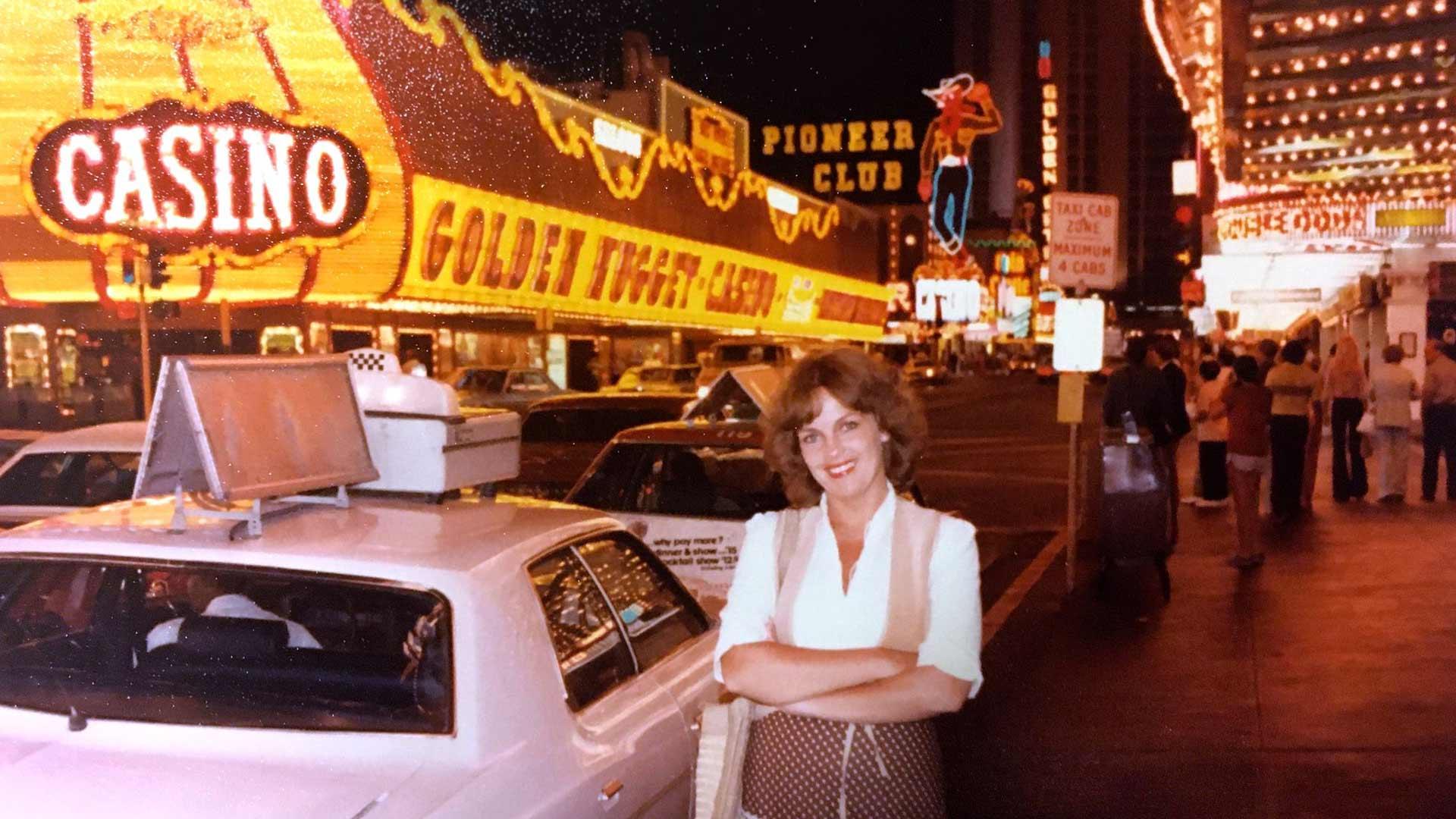 Las Vegasissa vuonna 1978.