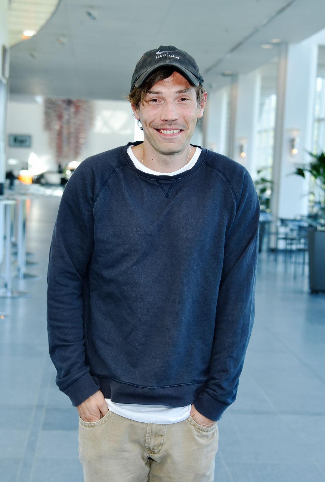 Jussi Nikkilä on tunnettu näyttelijänä.