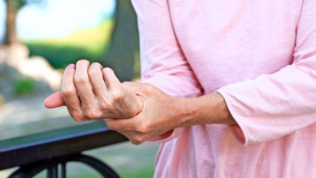 Puutumisoireet yleistyvät iän myötä.