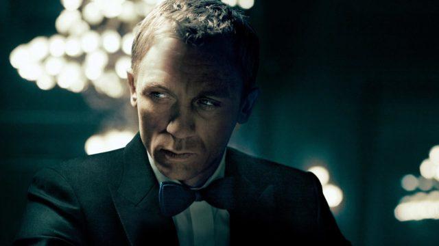 Daniel Craig elokuvassaCasino Royale.