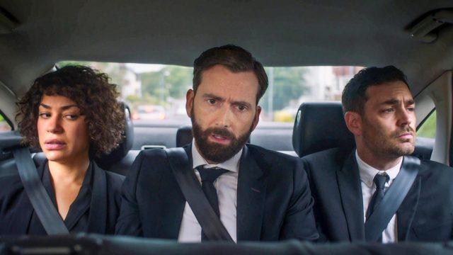 Cush Jumbo, David Tennant ja Matthew McNulty nähdään Epäilyksen siemen -draaman pääosissa.