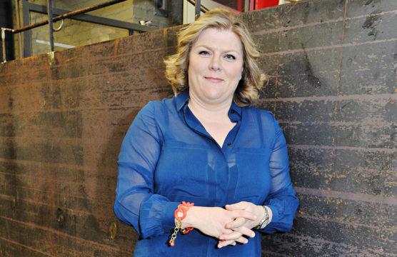 Helena Puolakka on keittiöpäällikkö.