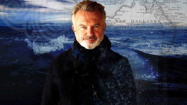 Sam Neillin Tyyni valtameri.