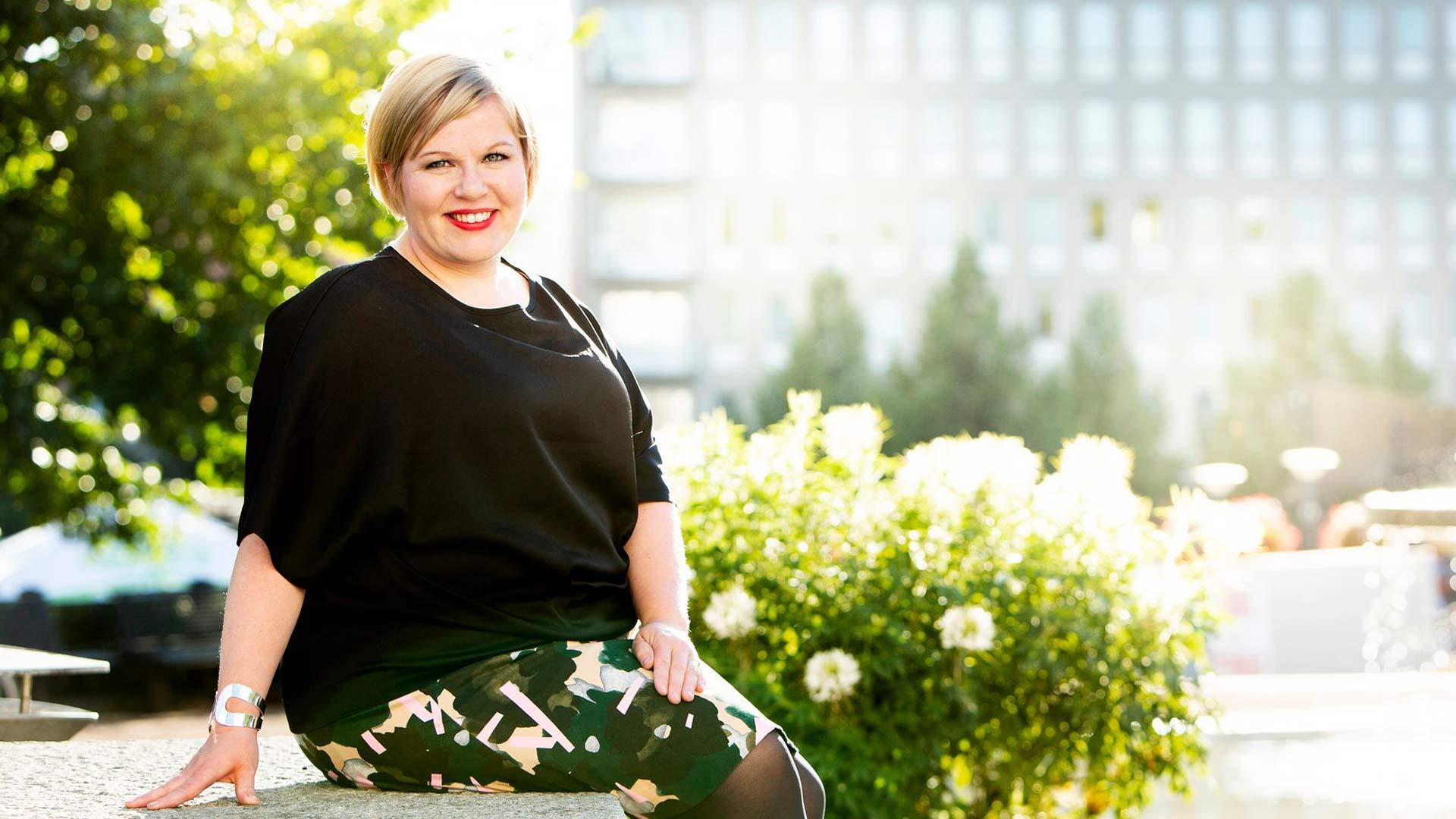 Annika Saarikko