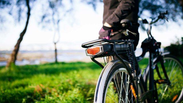 Sähköpyöräily