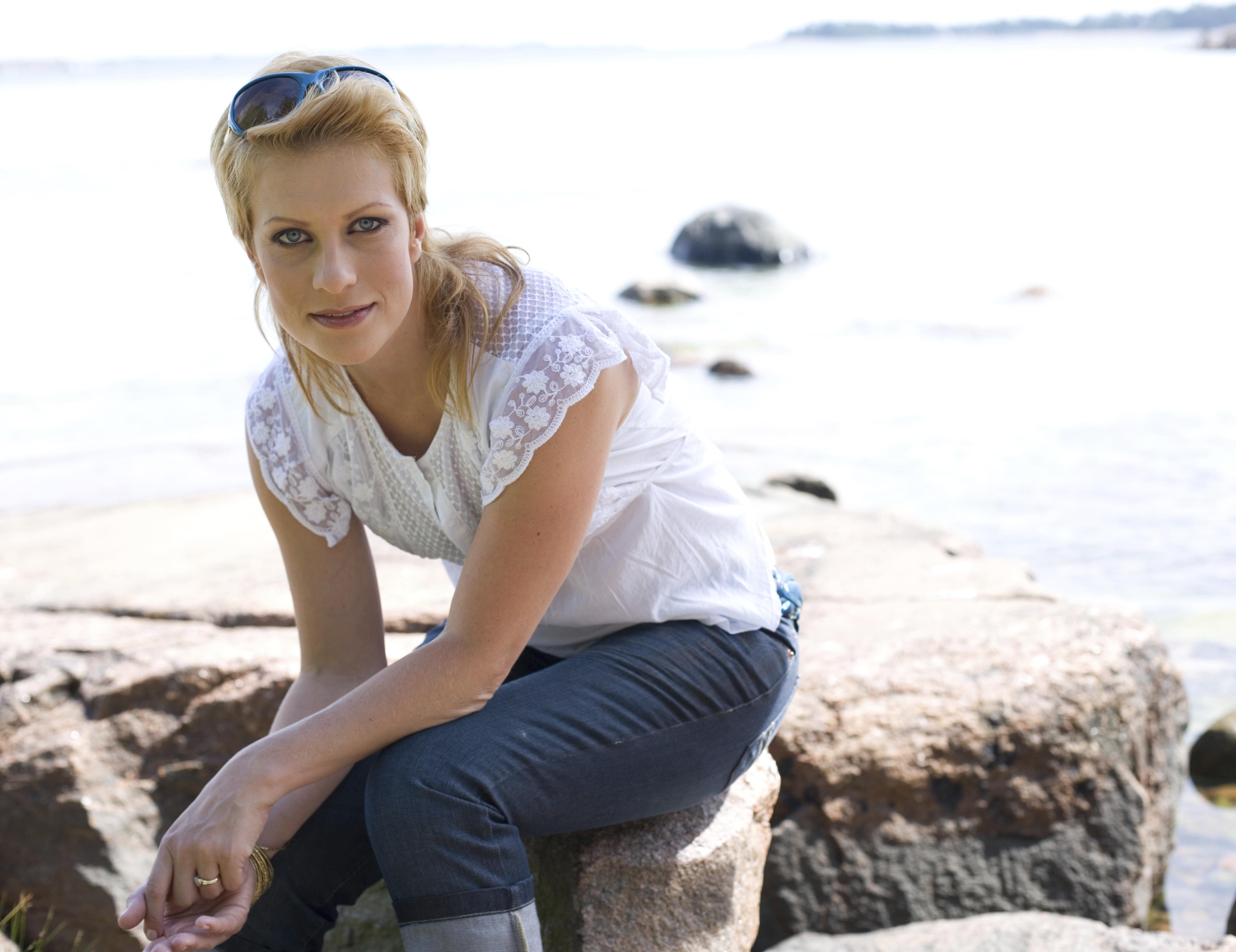 Laura Voutilainen tiesi jo 11-vuotiaana, että hänestä tulee viihdetaiteilija.