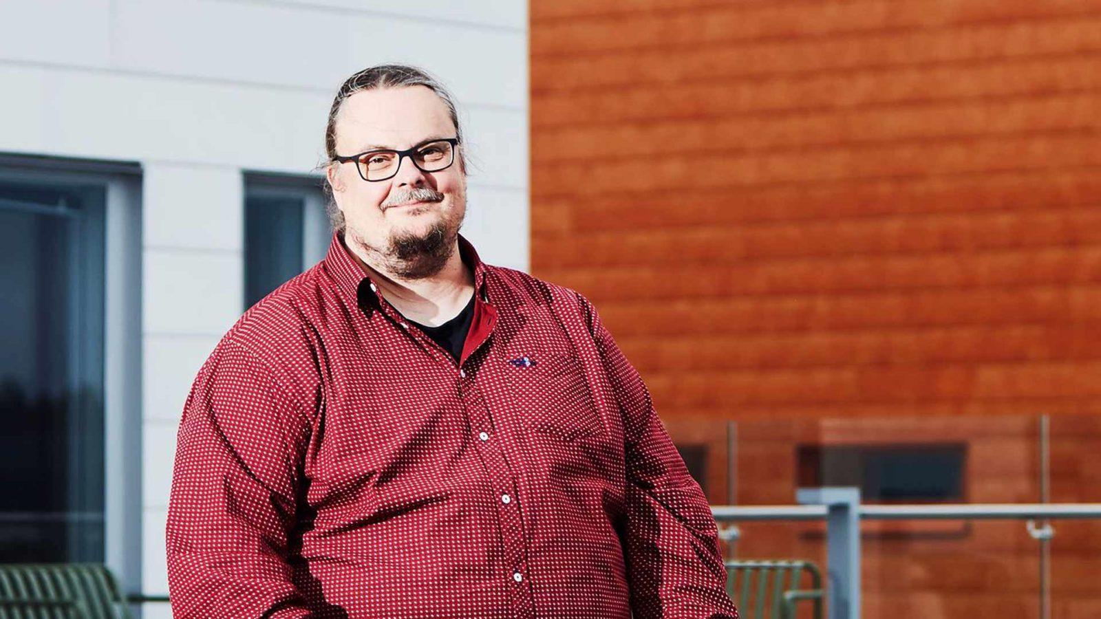 Sami Köykkä: `Tykkään tehdä palveluita, joista on ihmisille hyötyä`...