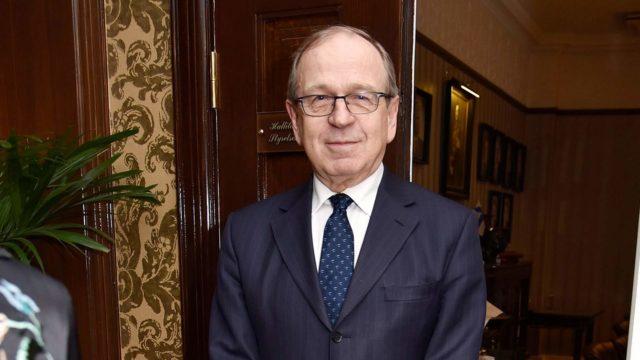 Suomen Pankin ex-pääjohtajaErkki Liikanen on syntynyt 19.9.1950. Hyvää syntymäpäivää!