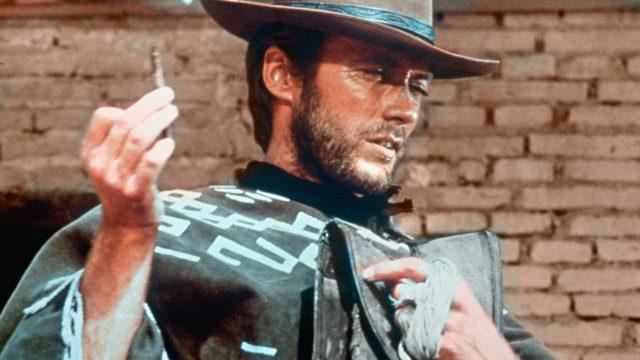 Clint Eastwood westernissäKourallinen dollareita.