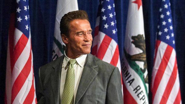 Näin rakennettiin Arnold Schwarzenegger.