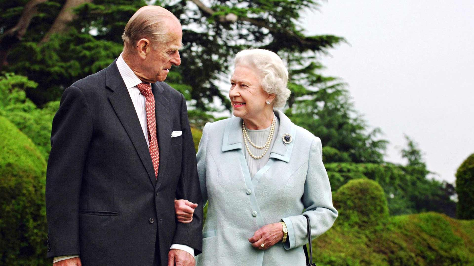 Philip ja Elisabet palasivat 60-vuotishääpäivänsä kunniaksi Broadlandsin kartanoon, jossa he viettivät osan kuherruskuukauttaan vuonna 1947. Paikan omisti tuolloin Philipin setä.