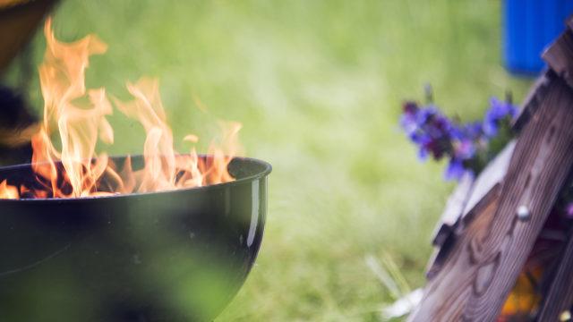 Grillaaminen on suosittu tapa tehdä ruokaa.
