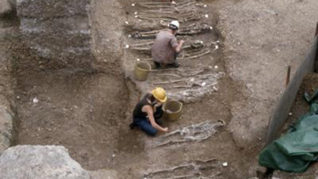 rutto tappoi lontoossa 1300-luvulla