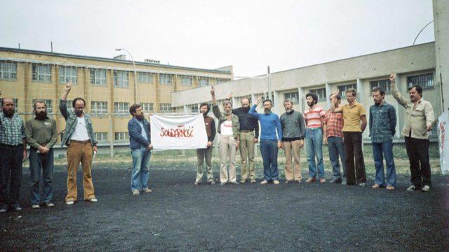 Historia: Solidarnosc.