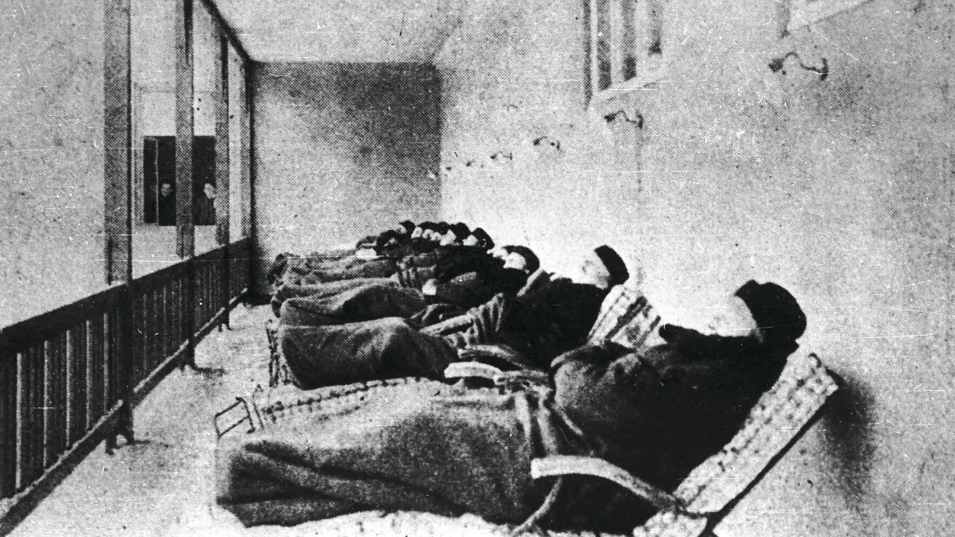 Tuberkuloosi vei hallimakuulle vanhaan malliin.