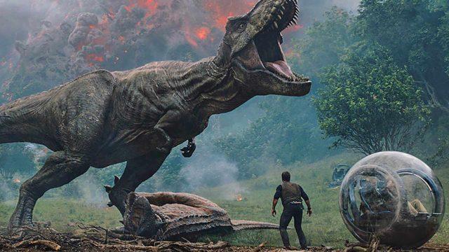 Jurassic World: Kaatunut valtakunta.