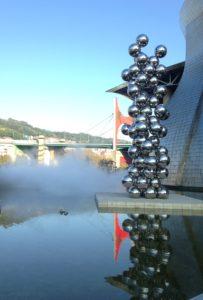 Grand Tour voisi nykyään sisältää Guggenheimin.