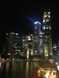 Viekö uusi vuosi meidät taas Singaporeen?
