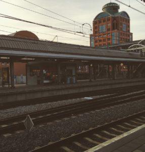 Interrail vie maailmalle.