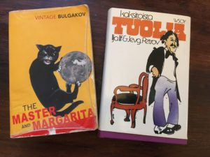 Venäläinen kirjallisuus vilisee klassikkoja.