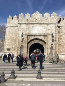 Niš on tunnettu linnoituksestaan.